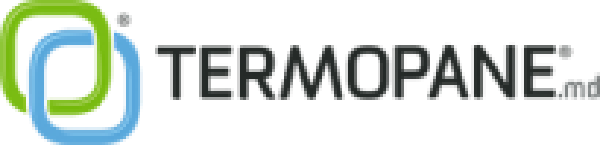 Logo Termopane.md Rolete Chisinau Moldova - Окна из профиля VEKA