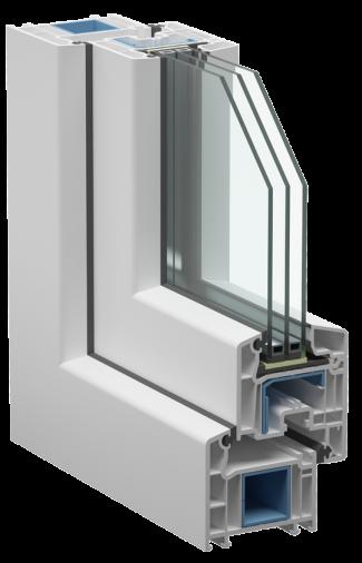 softline 70 png - Окна из профиля VEKA