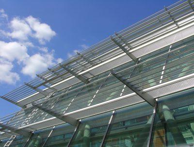 Constructii aluminiu
