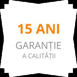 garantie 15 ani VEKA - UȘI DE INTRARE