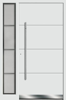 Passivhaus Door WS UK Model 6860