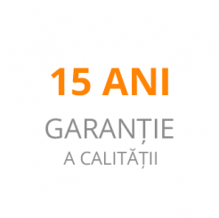garantie 15 ani VEKA - FERESTRE GRAZIO