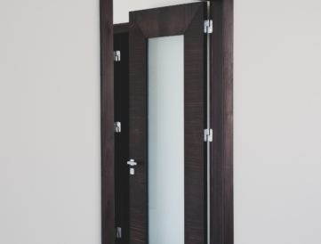 termopan.md межкомнатные двери - Двери из ПВХ