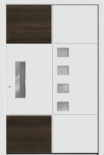 Passivhaus Door WS UK Model 619558 1000x1500 - Входные Двери